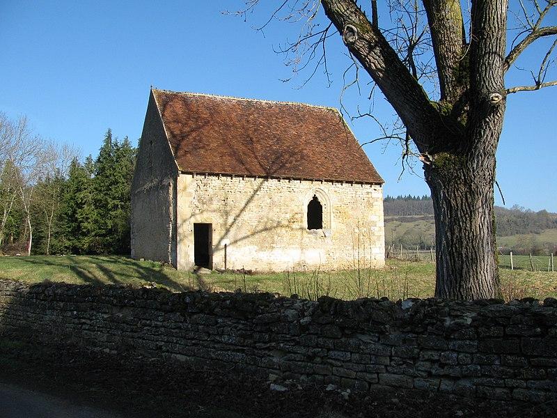 Photo du Monument Historique Chapelle de Poissons situé à Poiseux