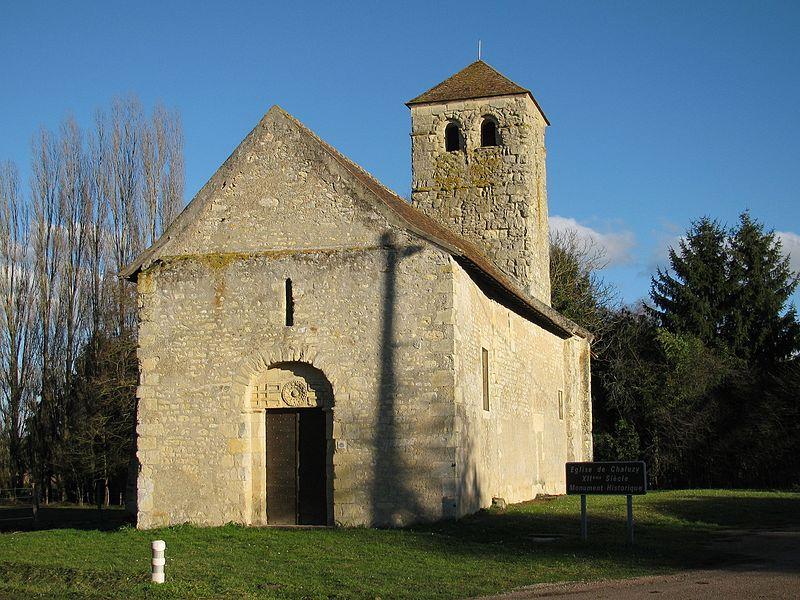 Photo du Monument Historique Eglise de Chaluzy situé à Saint-Eloi