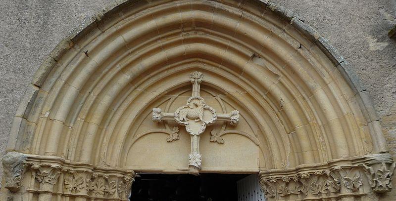 Photo du Monument Historique Eglise situé à Saizy