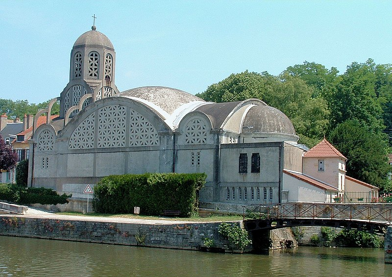 Photo du Monument Historique Eglise Notre-Dame de Bethléem situé à Clamecy