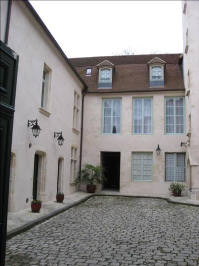 Photo du Monument Historique Hôtel de Maumigny situé à Nevers