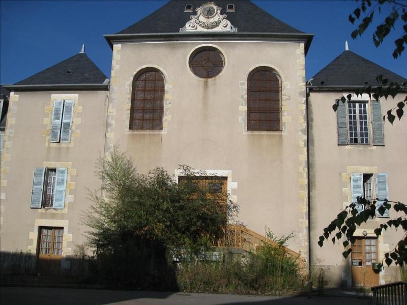 Photo du Monument Historique Ancien hôpital situé à Nevers
