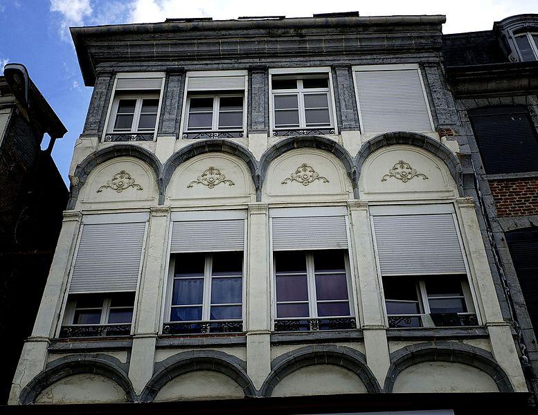 Photo du Monument Historique Immeuble situé à Avesnes-sur-Helpe
