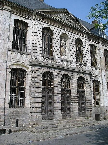 Photo du Monument Historique Ancien Palais de Justice situé à Bailleul