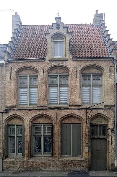Photo du Monument Historique Ancienne gendarmerie situé à Bergues