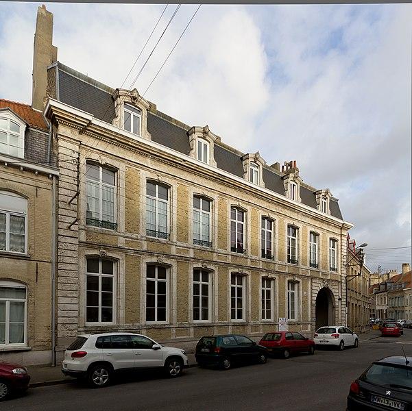 Photo du Monument Historique Immeuble situé à Bergues
