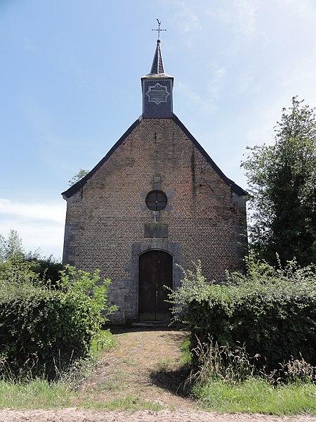 Photo du Monument Historique Ferme de Cambron situé à Bermeries