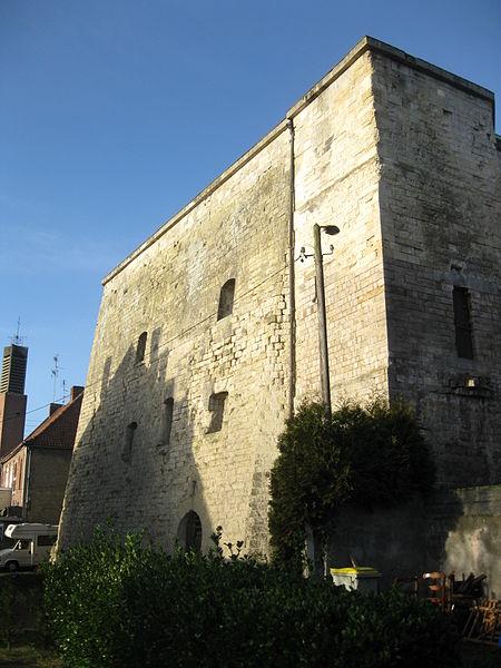 Photo du Monument Historique Tour d'Ostrevent situé à Bouchain