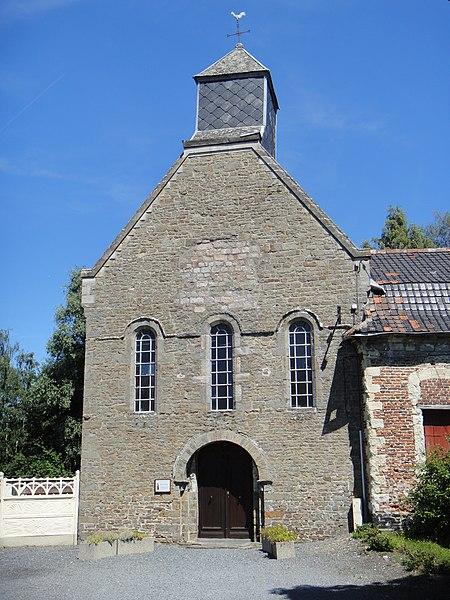 Photo du Monument Historique Chapelle Notre-Dame de Malaise situé à Bruille-Saint-Amand