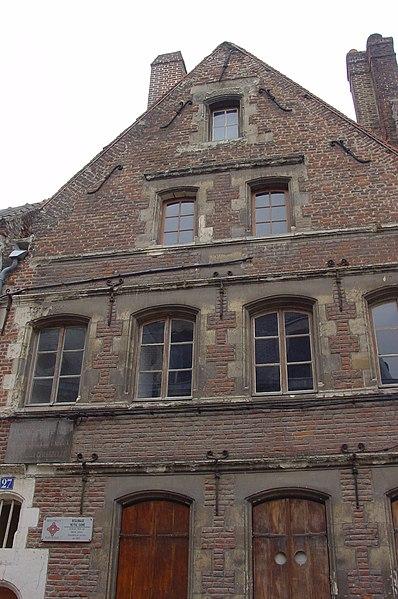Photo du Monument Historique Béguinage Notre-Dame situé à Cambrai