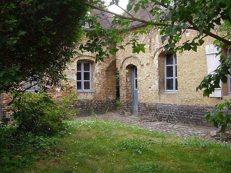 Photo du Monument Historique Béguinages Saint-Nicolas et Saint-Vaast situé à Cambrai
