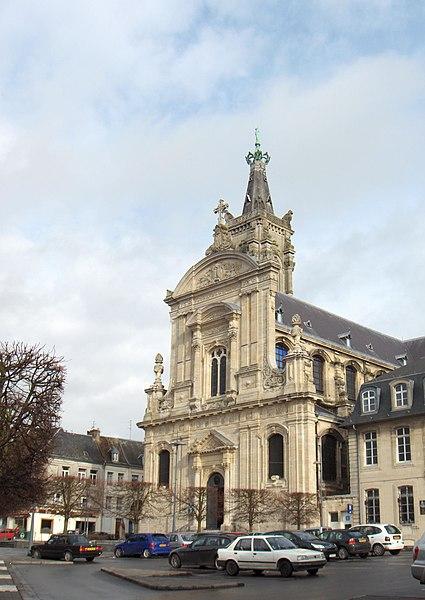 Photo du Monument Historique Cathédrale Notre-Dame de Grâce situé à Cambrai