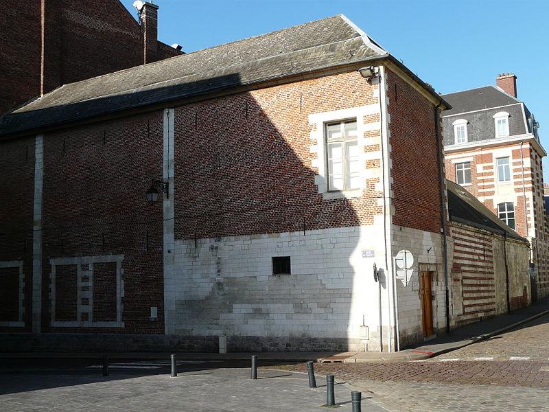 Photo du Monument Historique Cercle philosophique et culturel Thémis situé à Cambrai