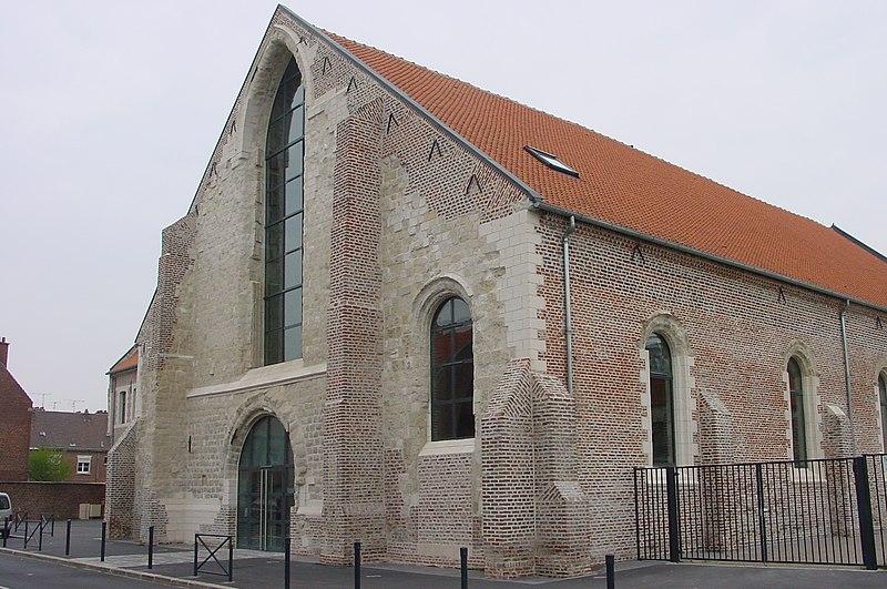 Photo du Monument Historique Ancien couvent des Récollets situé à Cambrai