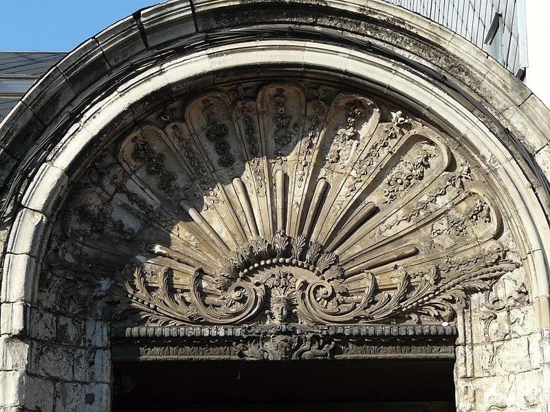 Photo du Monument Historique Ancien Hôtel de Simencourt situé à Cambrai