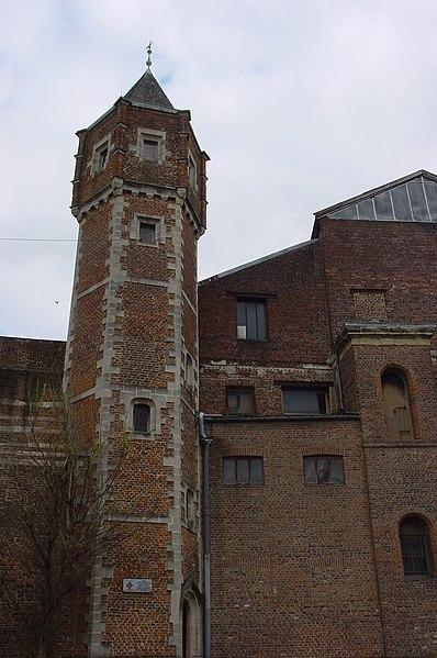 Photo du Monument Historique Maison du bailli de Marcoing situé à Cambrai