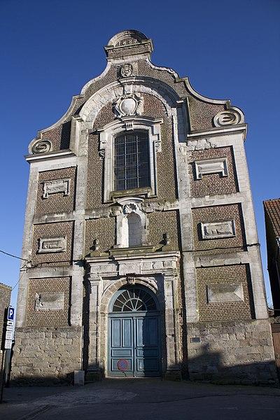 Photo du Monument Historique Ancien Collège des Jésuites situé à Cassel