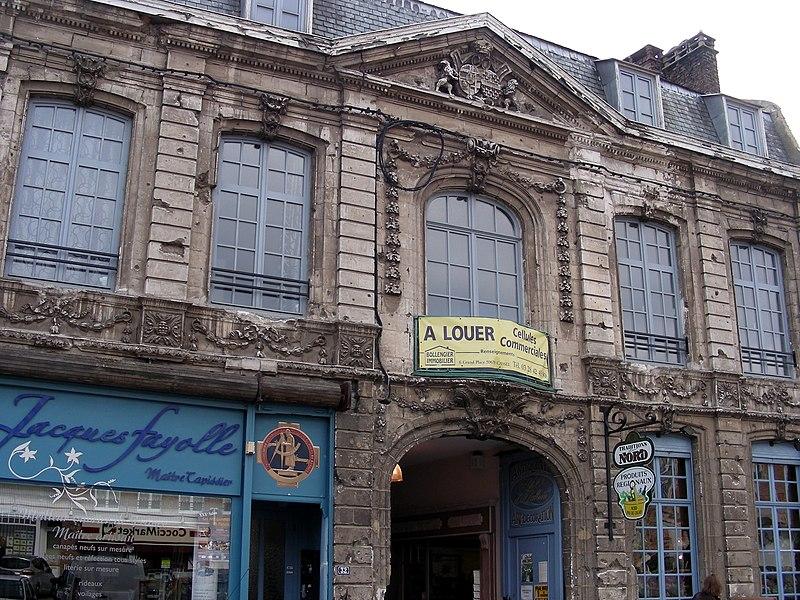 Photo du Monument Historique Immeuble situé à Cassel