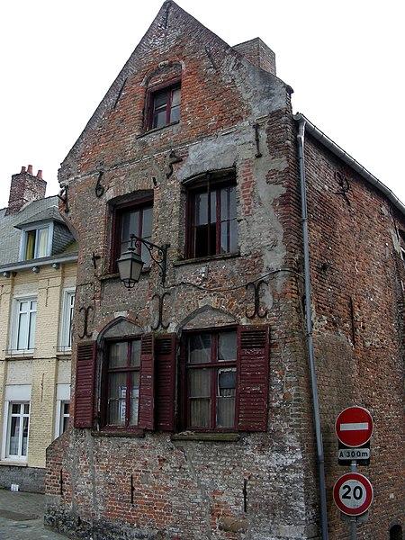 Photo du Monument Historique Maison situé à Cassel