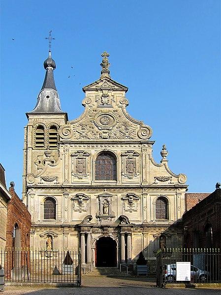 Photo du Monument Historique Eglise Saint-Martin situé à Cateau-Cambrésis (Le)