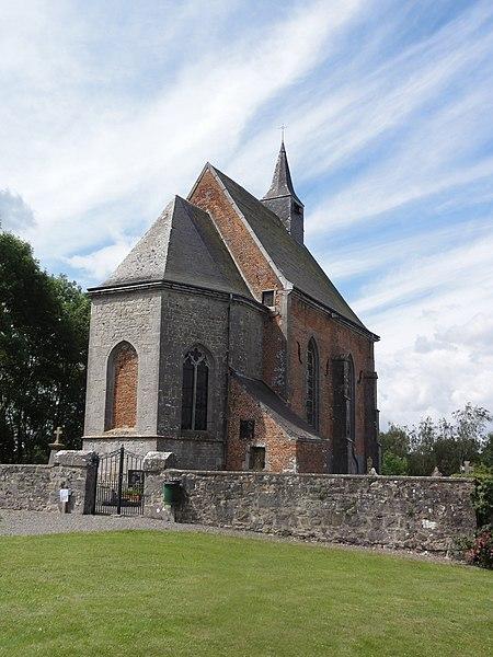 Photo du Monument Historique Chapelle d'Epinoy situé à Clairfayts