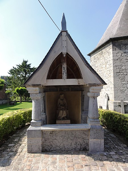 Photo du Monument Historique Chapelle du Dieu-de-Pitié situé à Cousolre