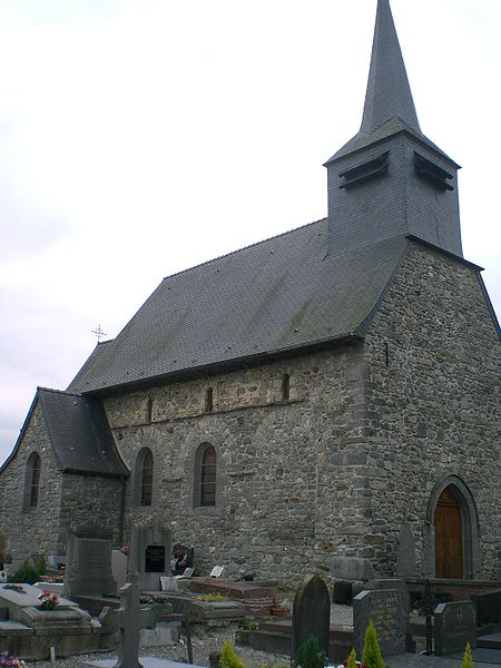 Photo du Monument Historique Eglise Saint-Géry situé à Damousies