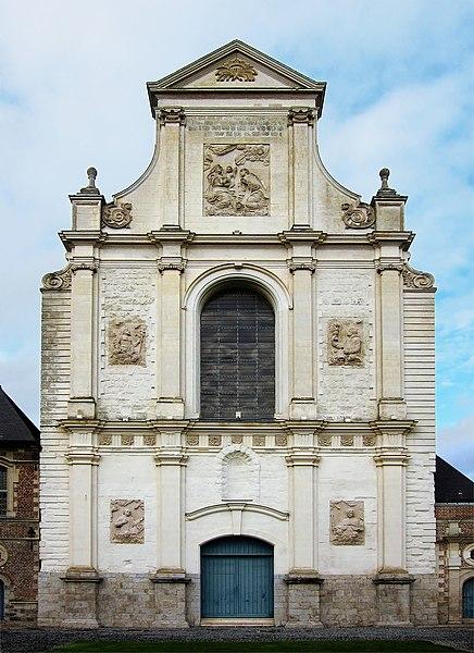 Photo du Monument Historique Ancien couvent des Chartreux situé à Douai