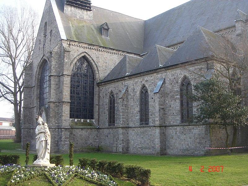 Photo du Monument Historique Eglise Notre-Dame situé à Douai