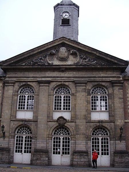 Photo du Monument Historique Hôpital général situé à Douai