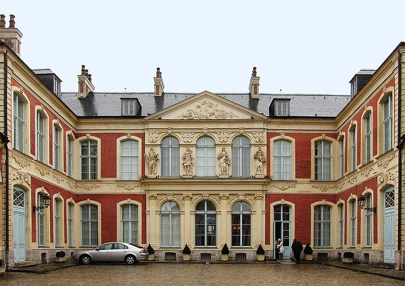 Photo du Monument Historique Hôtel d'Aoust situé à Douai