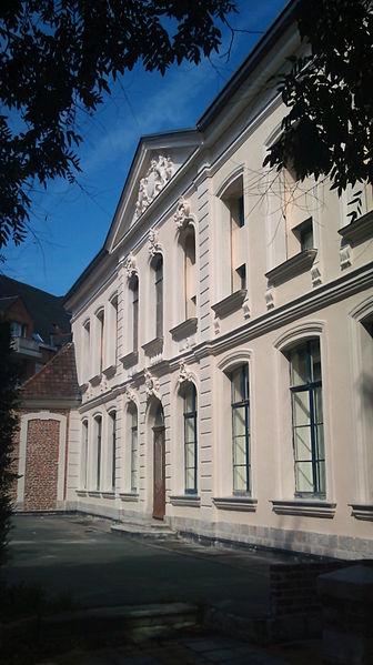 Photo du Monument Historique Hôtel Romagnant situé à Douai