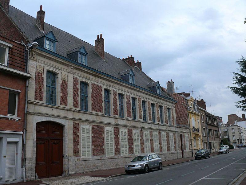 Photo du Monument Historique Hôtel de Warenghien de Flory situé à Douai