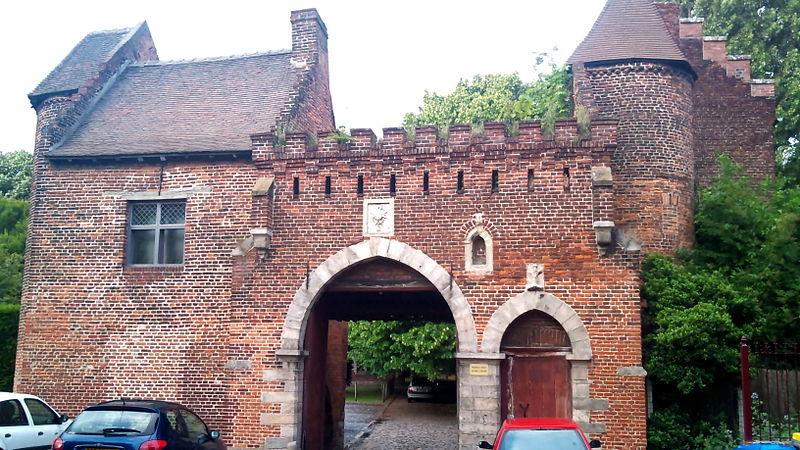 Photo du Monument Historique Maison des Templiers, dite aussi Maison Notre-Dame situé à Douai