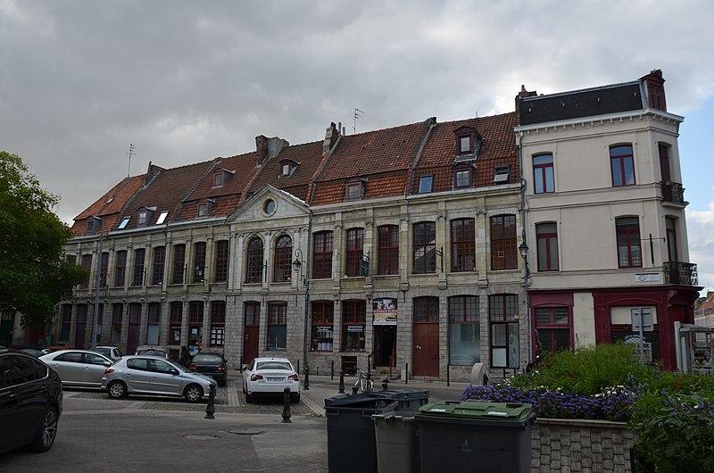Photo du Monument Historique Maison situé à Douai