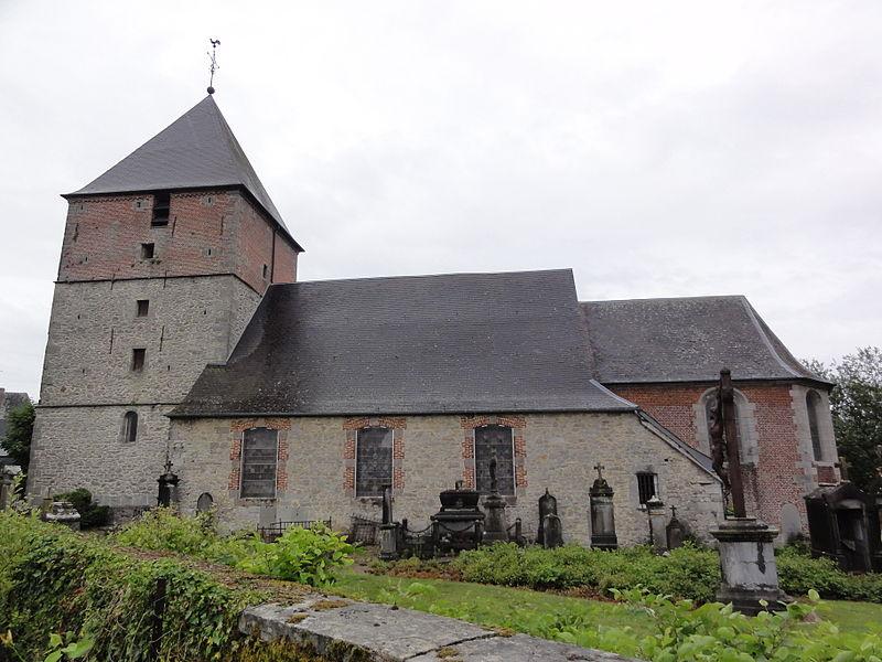 Photo du Monument Historique Eglise Saint-Martin situé à Féron