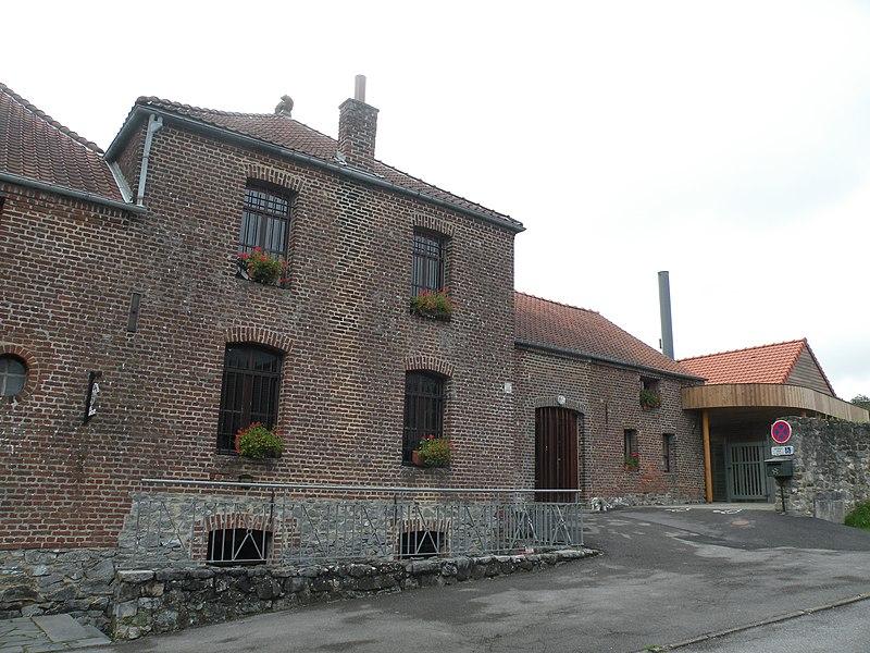 Photo du Monument Historique Ancienne poterie Gibon situé à Ferrière-la-Petite