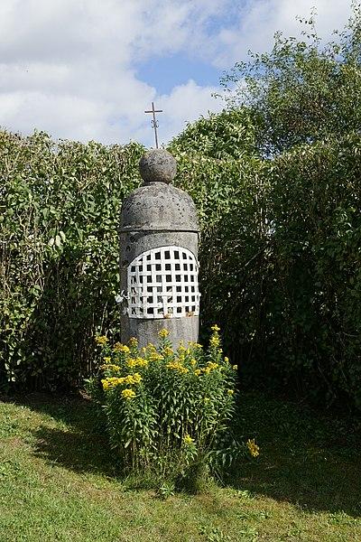 Photo du Monument Historique Chapelle Duchesne situé à Flaumont-Waudrechies