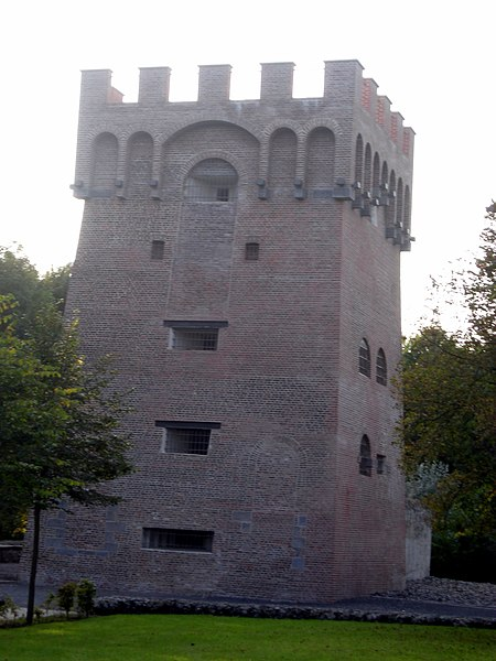 Photo du Monument Historique Ancienne fosse du Sarteau situé à Fresnes-sur-Escaut