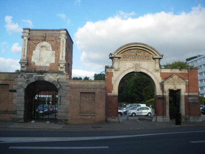 Photo du Monument Historique Ancien couvent des Croisiers situé à Lannoy