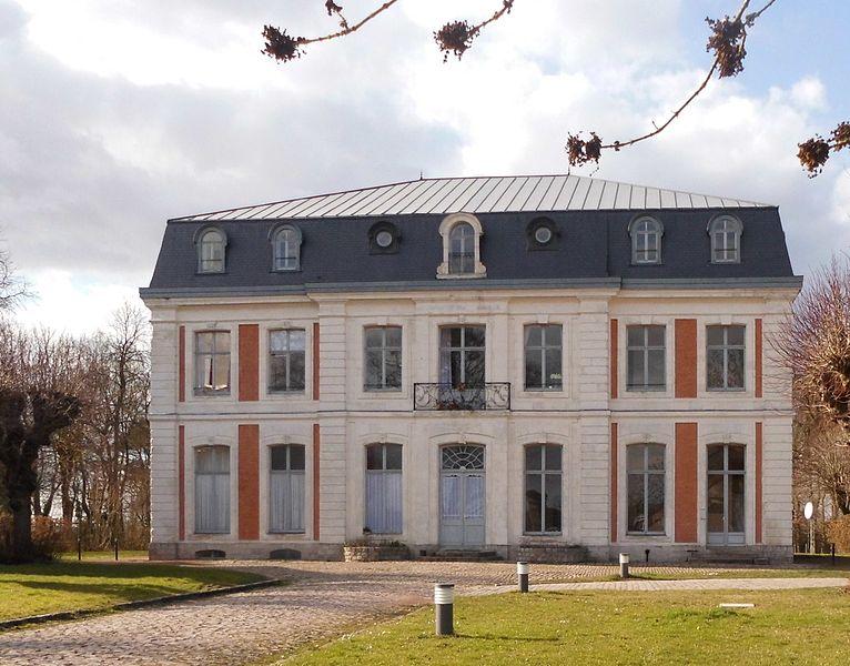 Photo du Monument Historique Château situé à Lewarde