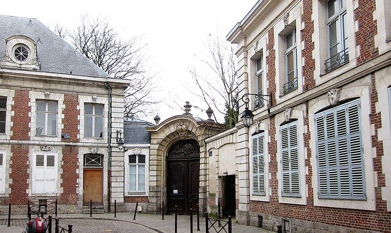 Photo du Monument Historique Abbaye de Loos situé à Lille