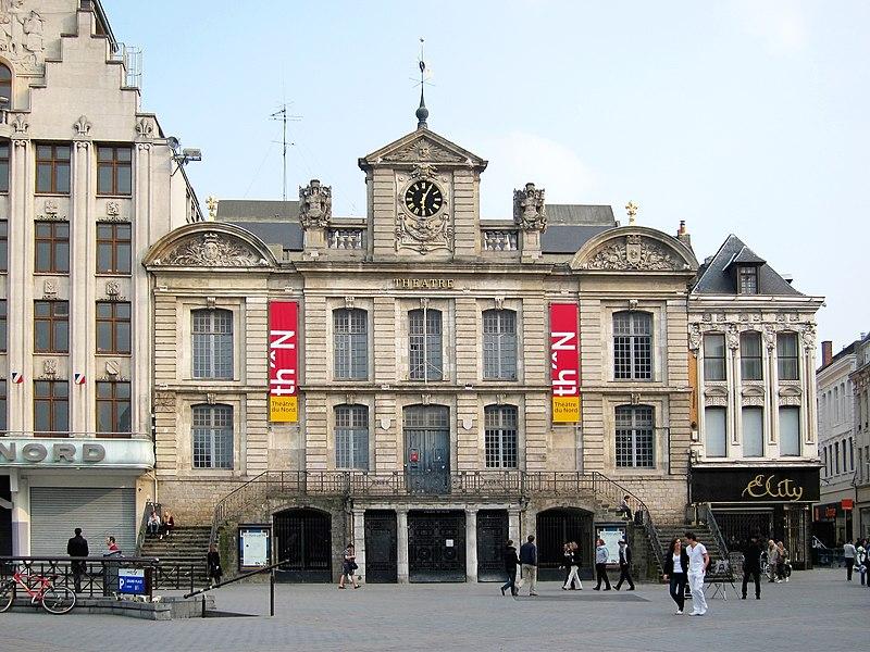 Photo du Monument Historique Bâtiment dit la Grande Garde situé à Lille