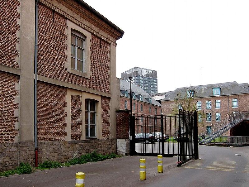 Photo du Monument Historique Caserne Souham situé à Lille