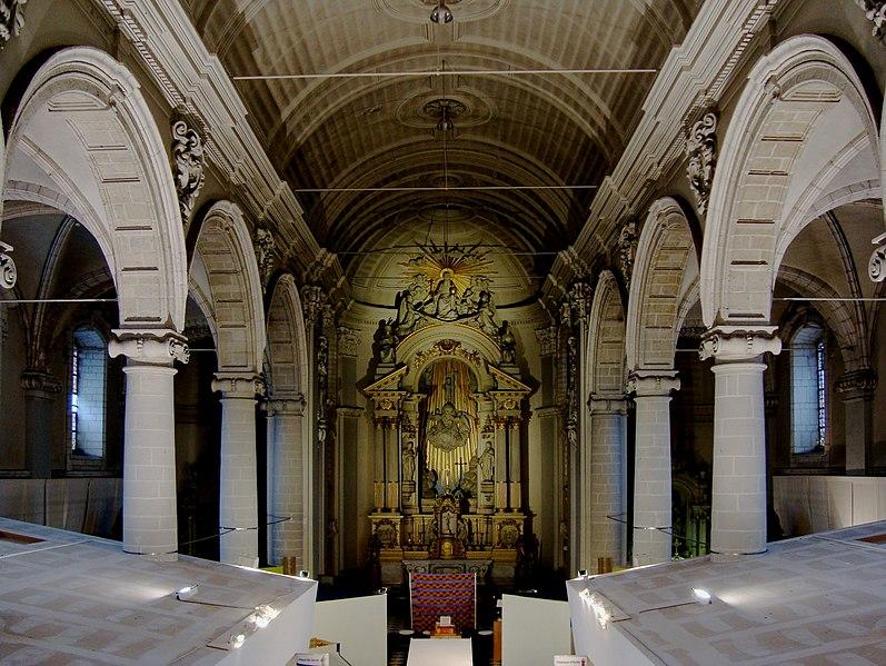 Photo du Monument Historique Ancienne chapelle des Carmes Déchaussées situé à Lille