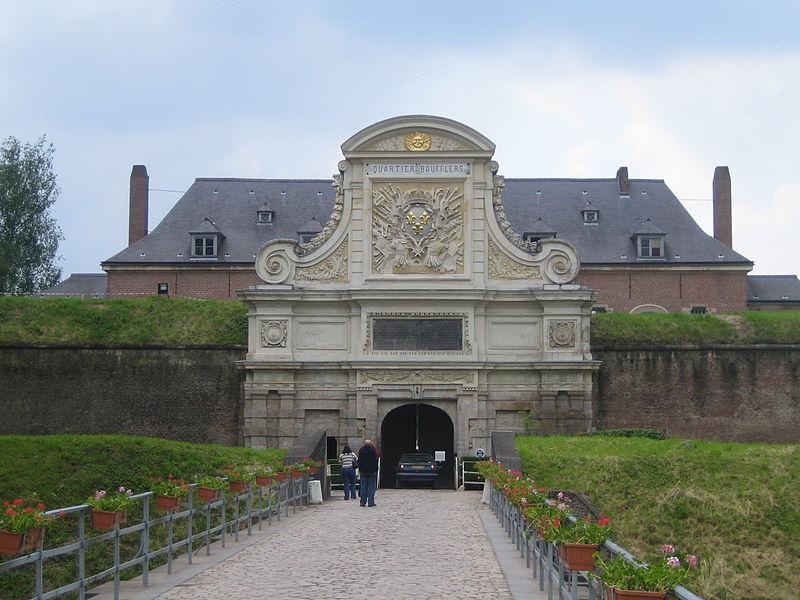 Photo du Monument Historique Citadelle de Lille situé à Lille