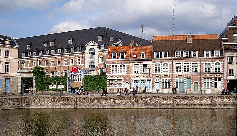 Photo du Monument Historique Ancien couvent des Minines situé à Lille
