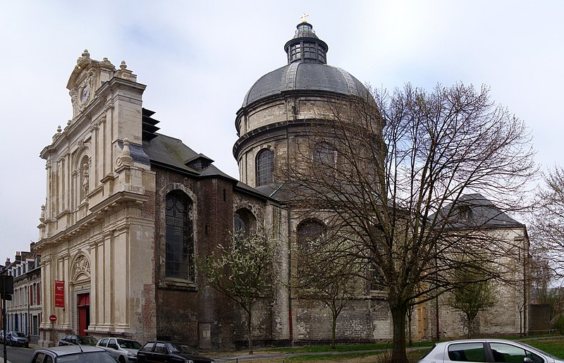 Photo du Monument Historique Eglise Sainte-Marie-Madeleine situé à Lille