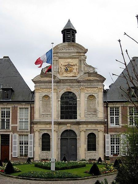Photo du Monument Historique Ancien fort Saint-Sauveur situé à Lille