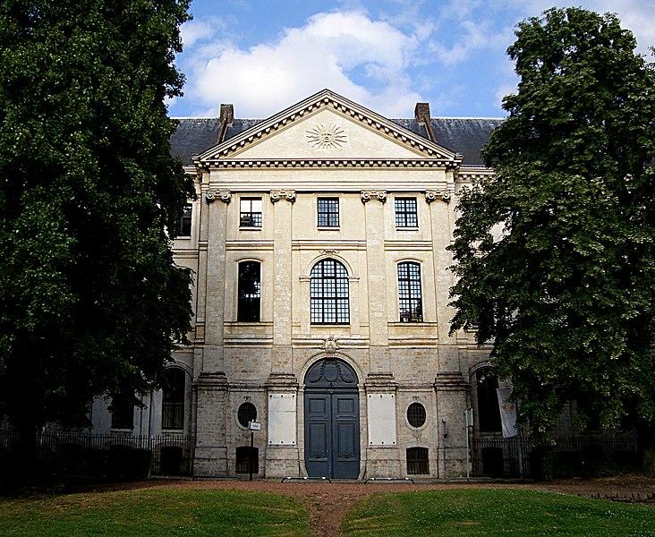 Photo du Monument Historique Hospice général situé à Lille